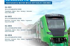 Jadwal Kereta Bandara Yogyakarta