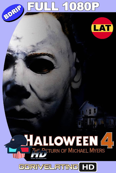 Halloween 4 El Regreso De Michael Myers (1988) BDRip 1080p Latino-Ingles MKV