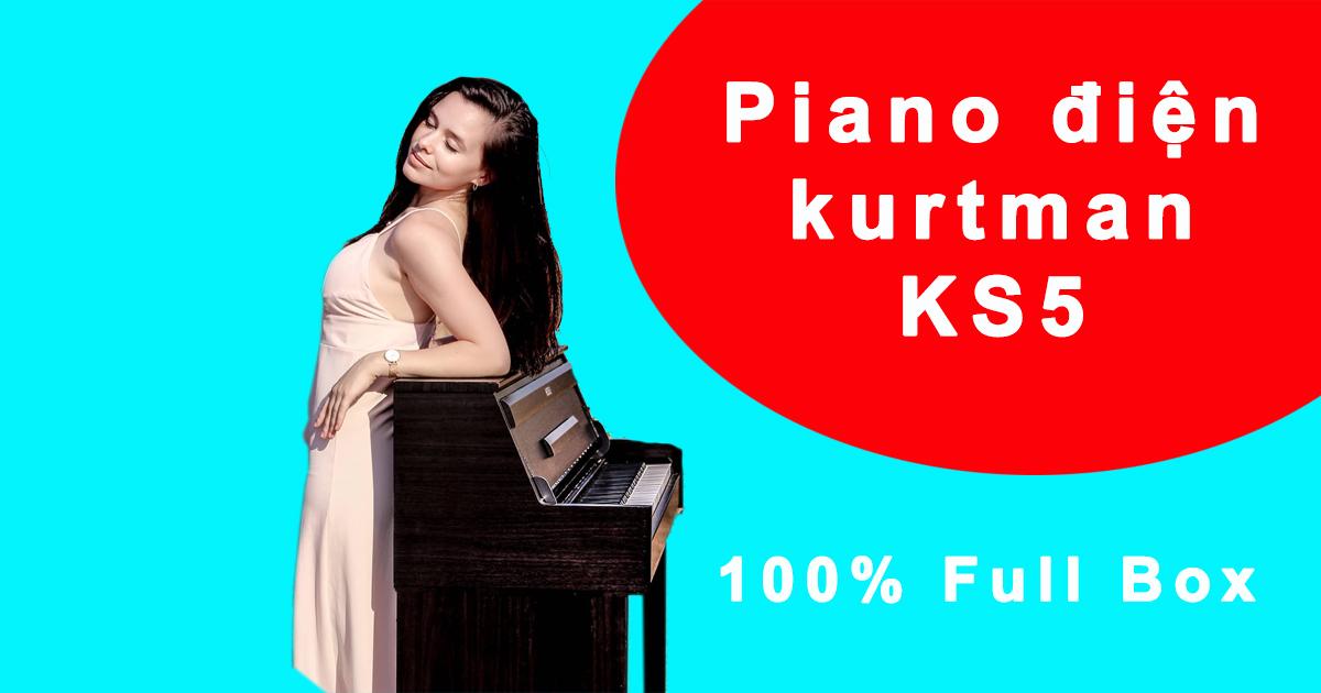 Đàn piano điện kurtman KS5