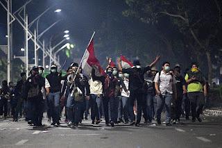 Unjuk rasa/demonstrasi