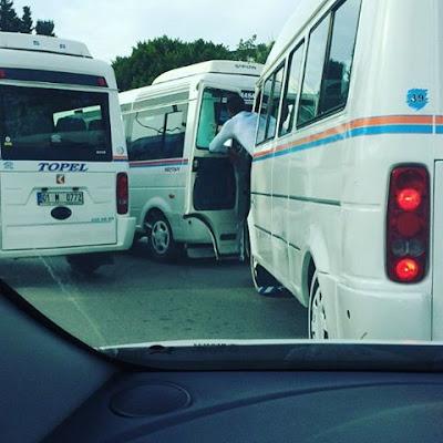 Adana'da Yol Verme Kavgası Kanlı Bitti,adana haberleri,adana haber,adana