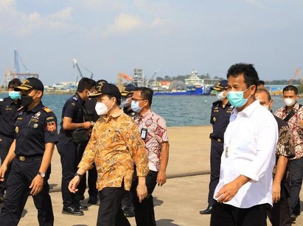 Dewan Pengawas BP Batam bersama Kepala BP Batam Lakukan Kunjungan Lapangan