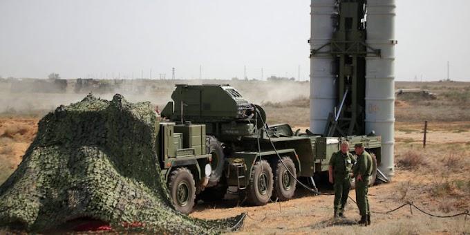S-500: «Σαρώνει» στις δοκιμές το ρωσικό υπερόπλο (vid)