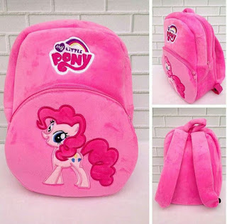 Tas Boneka Little Pony Import