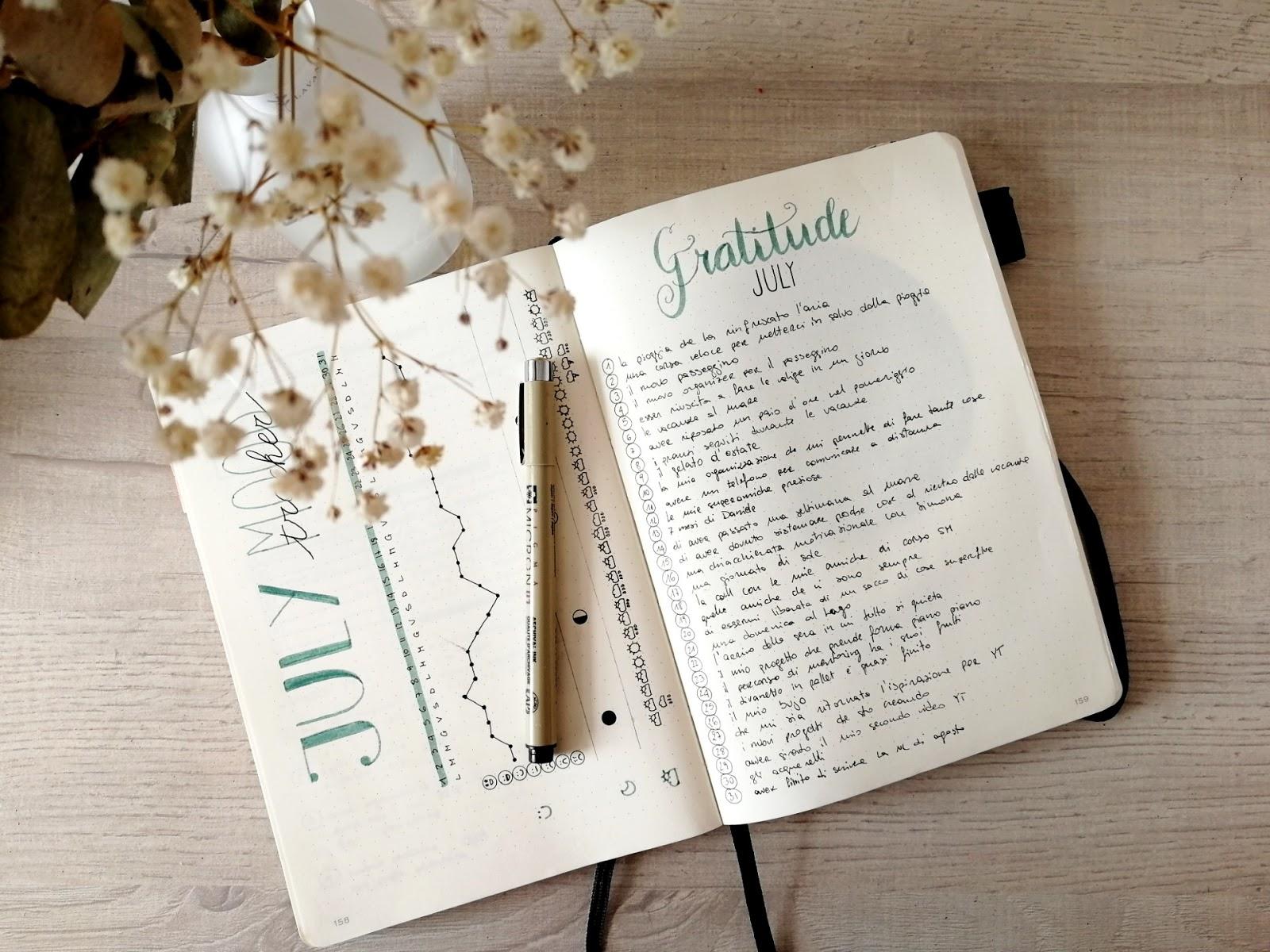 come-organizzare-il-mese-con-il-bullet-gratitude
