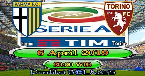 Prediksi Bola855 Parma vs Torino 6 April 2019