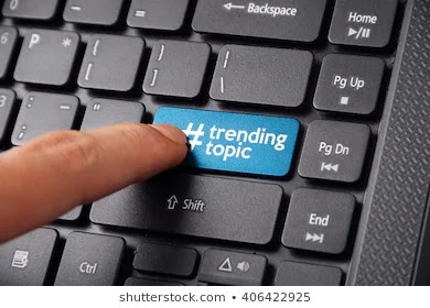 Cara melihat trending topic instagram menggunakan hashtag