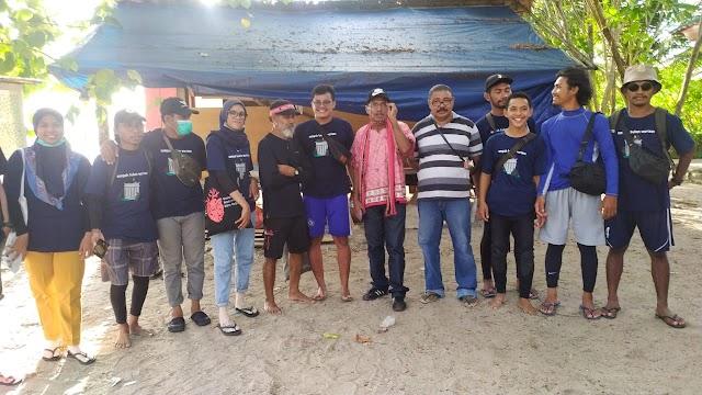 TB Maluku dan Econusa Gelar Transplantasi Terumbu Karang