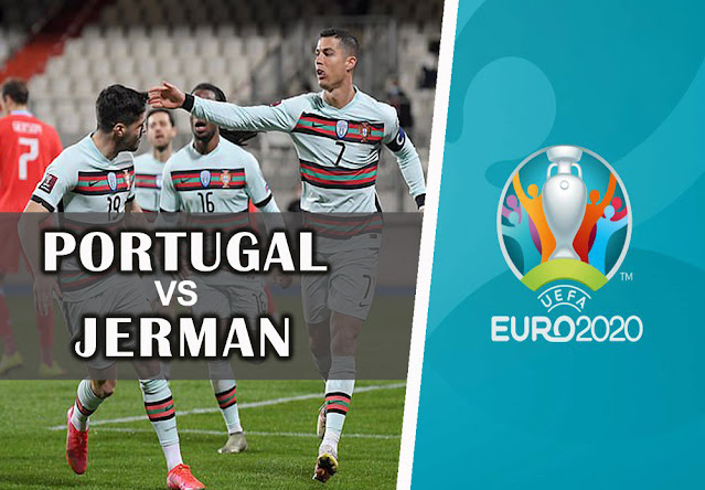 prediksi portugal vs jerman 19 juni 2020