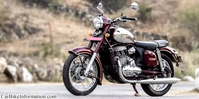 Jawa Classic (BS6) 2021 Review, Ex-Showroom Price, Colour, Images