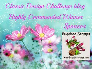 Gagnante hautement recommandée - Challenge  August Challenge # 8