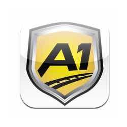 A1 Auto transport app smartphones