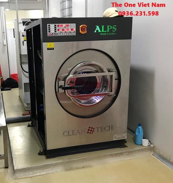 Cung cấp máy giặt công nghiệp cho viện thẩm mỹ