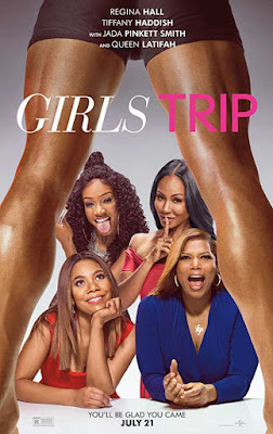 Poster Girls Trip 2017 Dual Audio HD 720p