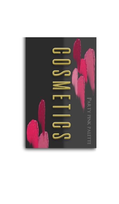 COSMETICS -Party pink parette-