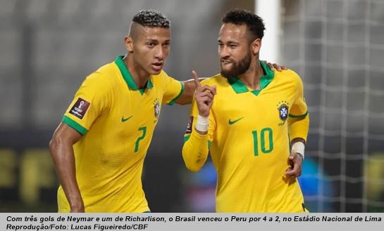 www.seuguara.com.br/Richarlison/Neymar/seleção brasileira/Copa do Mundo 2022/