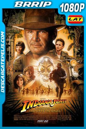 Indiana Jones y el reino de la calavera de cristal (2008) 1080p BRrip Latino – Ingles