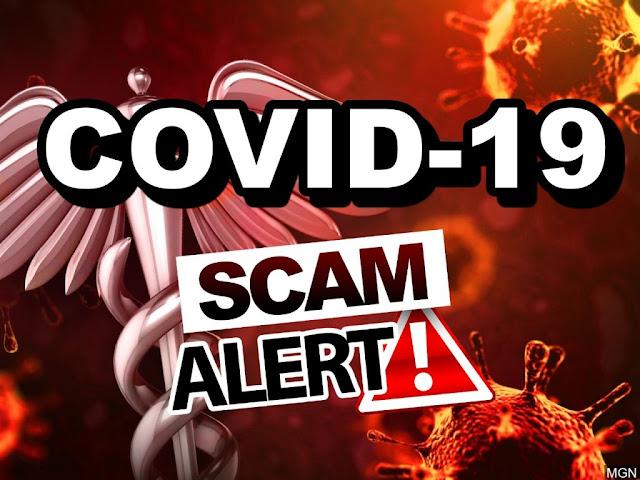 COVID19 Scams