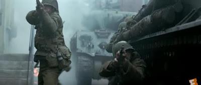 Fury - Corazones de Acero - Cine bélico - Brad Pitt - el fancine - ÁlvaroGP