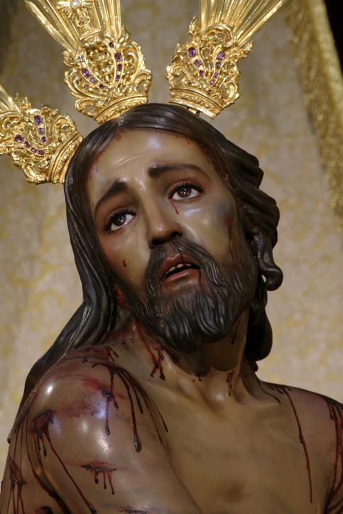 El Obispado autoriza la procesión extraordinaria de Azotes y Columna de Málaga por el 225 aniversario de su bendición