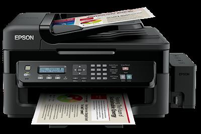 Image Epson L555 Printer Driver