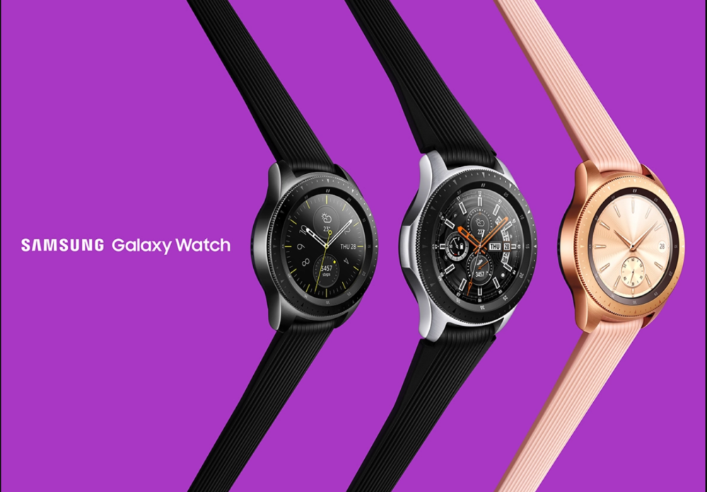 Samsung Launches The Tizen Powered Galaxy Watch Series