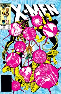 Cover art for Uncanny X-Men #188