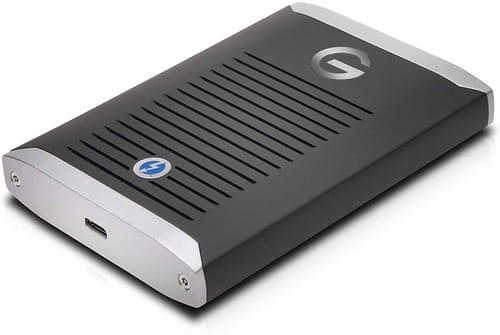 Review G-Technology 2TB G-DRIVE Mobile Pro External SSD