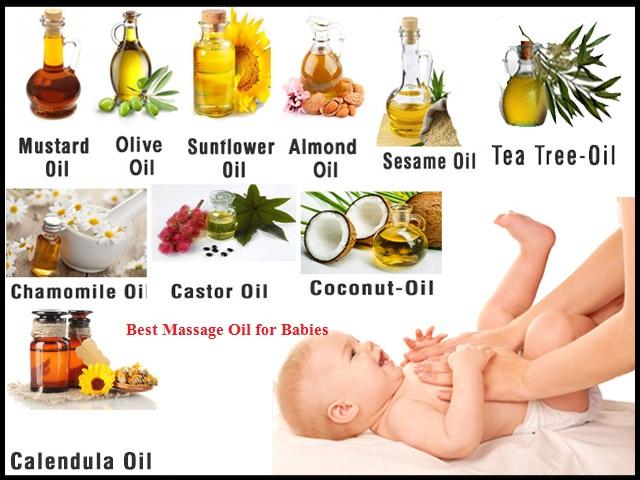 शिशुओं के लिए सर्वश्रेष्ठ मालिश तेल