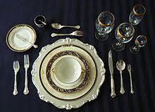 Tableware/types of tableware.