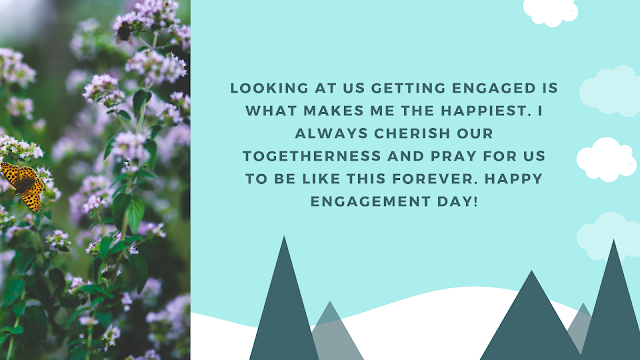 best engagement wishes