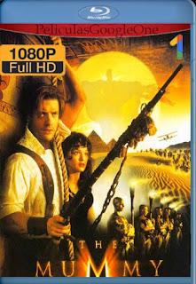 La Momia (1999)[1080p BRrip] [Latino-Inglés] [Google Drive] chapelHD