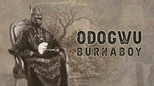 Download new Audio by Burna Boy - Odogwu