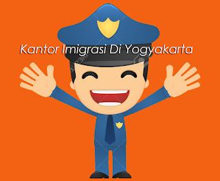 Alamat Kantor Imigrasi Yogyakarta
