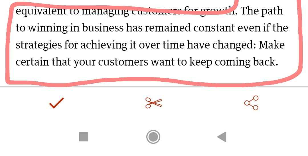 kunci sukses perusahaan
