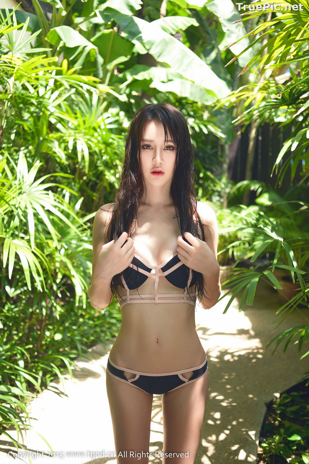 Image TGOD 2015-11-10 - Chinese Sexy Model - Cheryl (青树) - TruePic.net - Picture-24