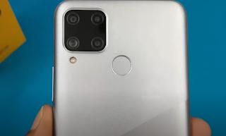 كاميرات Realme C15