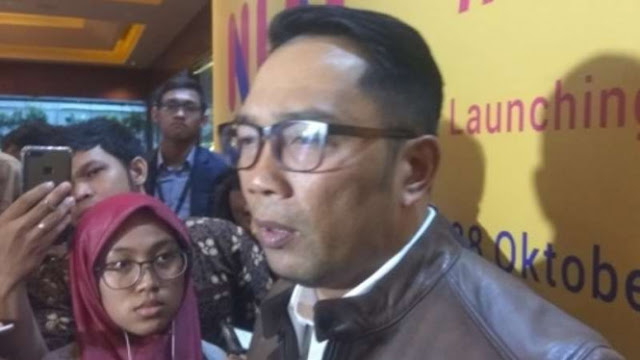 Hari Sumpah Pemuda, Kang Emil: Tak Boleh Lagi Kepala Daerah Korupsi
