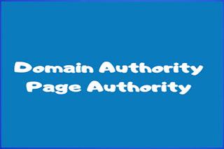 Arti Dan Fungsi Domain Authority Dan Page Authority