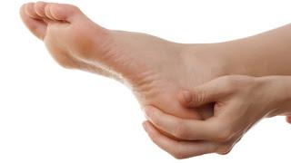 Hiện tượng đau thốn gót chân