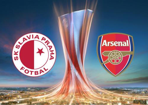 Slavia Praha vs Arsenal -Highlights 15 April 2021
