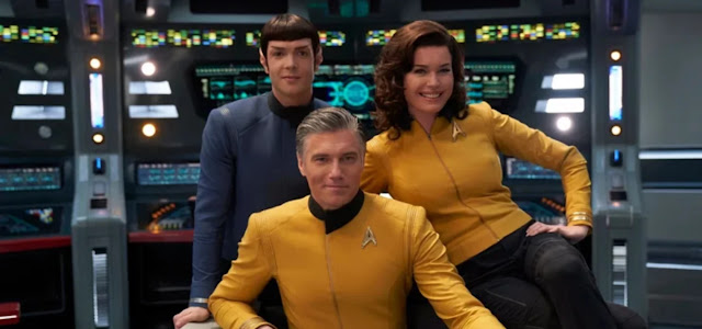 CBS oficializa Star Trek: Strange New Worlds