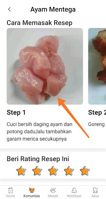 Step by Step Cara Masak Dengan Panduan Gambar