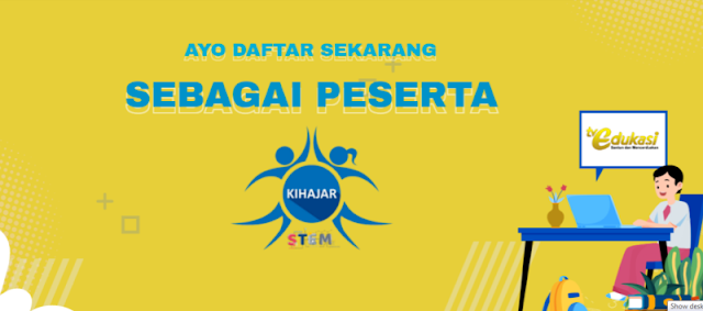 Kemendikbud Melalui Pusdatin Luncurkan Program KIHAJAR 2020 dengan Format Daring