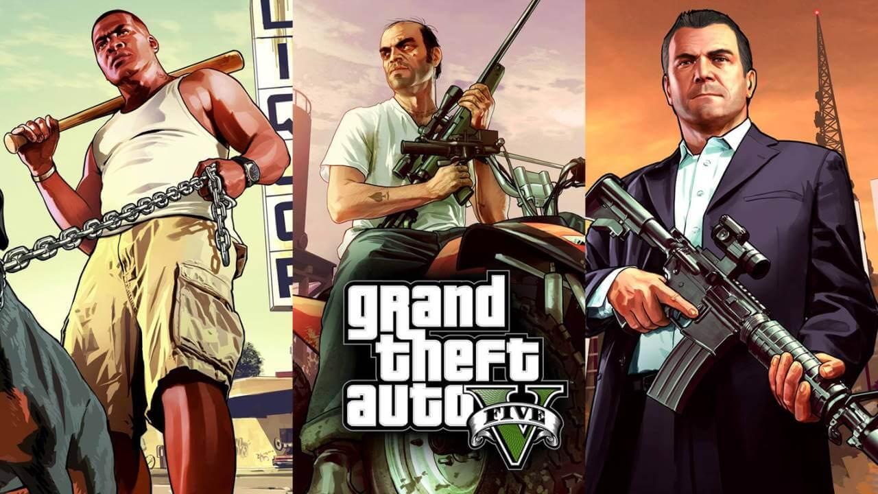 Seri GTA (Grand Theft Auto)