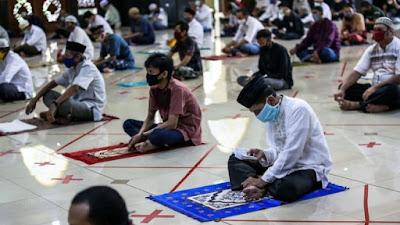 Wapres Imbau Masyarakat Tetap Beribadah di Rumah Selama Ramadhan Tahun Ini