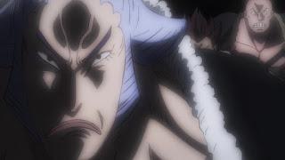 ワンピースアニメ ワノ国編 傳ジロー | ONE PIECE EPISODE 984