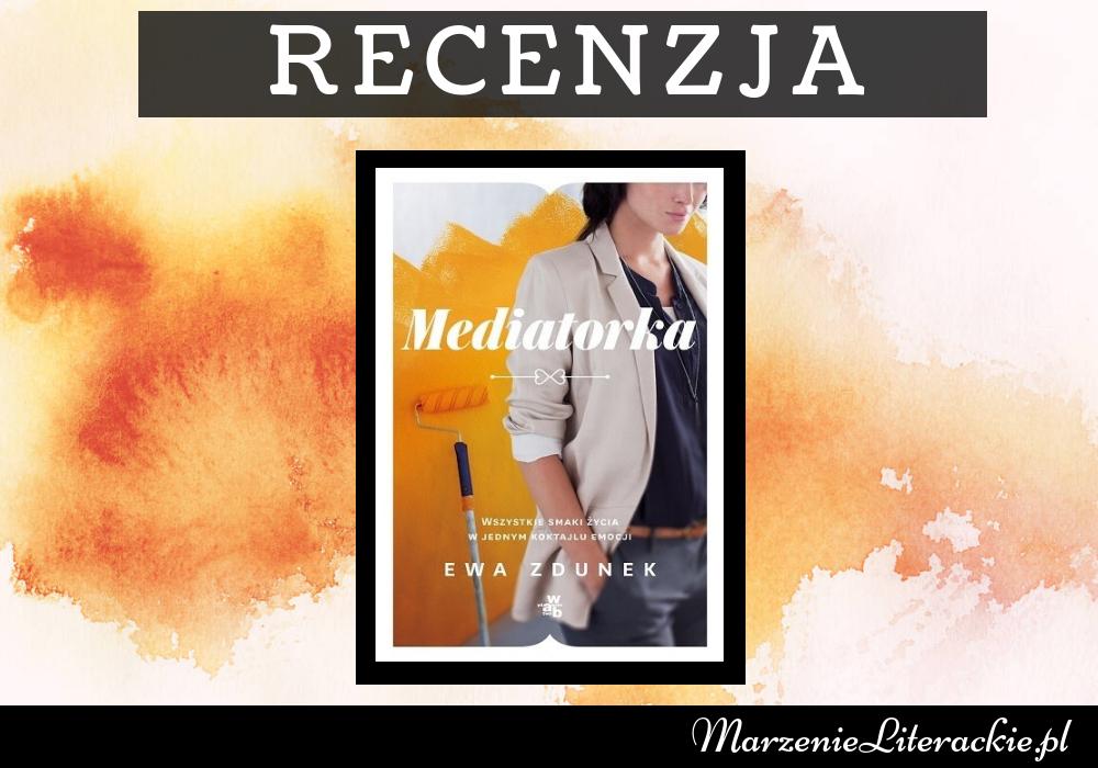 Ewa Zdunek - Mediatorka | Zwariowani przyjaciele, niecodzienna praca i życie nieszczędzące przeciwności losu. Do akcji o odzyskanie harmonii wkracza ona...