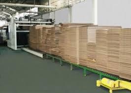 دراسه جدوي فكرة مشروع انشاء مصنع كرتون في مصر 2019