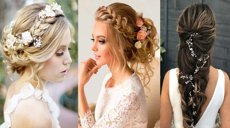 Latest Wedding Hairstyles Trends 2019-2020